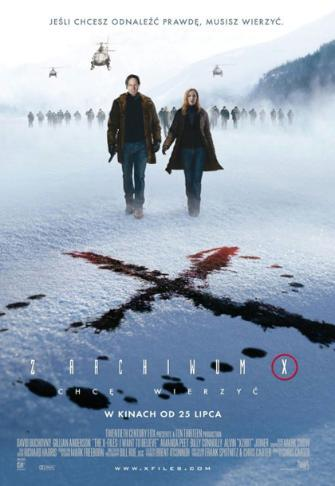 'X-Files: I Want to Believe' ('X-Files: Creer es la clave'), nuevo póster