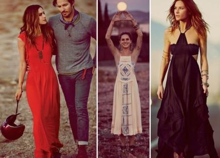 vestidos free people