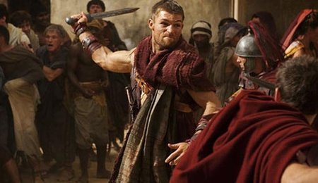 Primeras fotos de 'Spartacus: Vengeance', la imagen de la semana