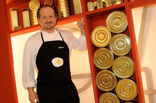Cocina con latas de canal cocina for Canal cocina en directo