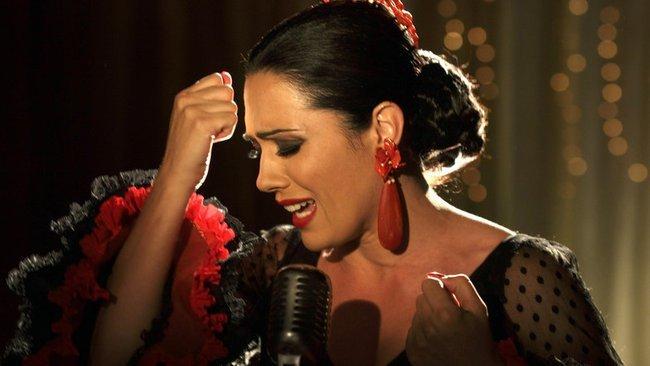 Eva Marciel en 'Mi Gitana'