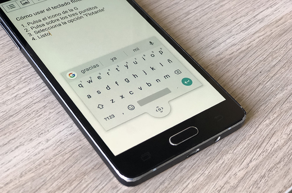 How to use the keypad of GBoard in your Android
