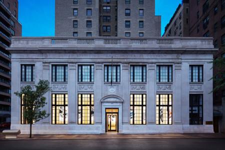 Un vistazo a la nueva Apple Store de Upper East Side, posiblemente una de las más bonitas del mundo