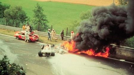 Lauda Nurburgring F1 1976