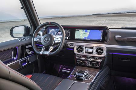 Mercedes Amg G 63 Edition 1 2018 Designo Platin Magno 515