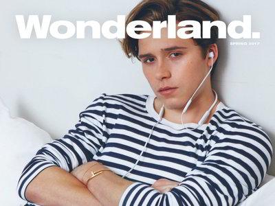 """""""Los hijos de papá"""": La nueva generación de modelos británicos en portada de Wonderland"""