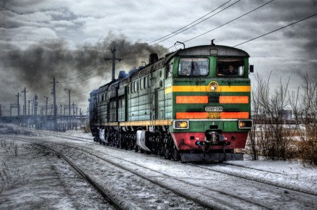 Locomotive 60539 960 720