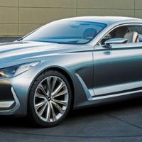 Hyundai Vision G Coupé Concept: mirando al futuro