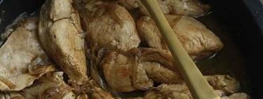 Pechugas de pollo al balsámico, receta fácil y lista en 20 minutos