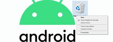 Cómo vaciar la papelera de Android