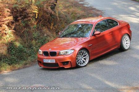 BMW Serie 1 M Coupé, prueba (exterior e interior)