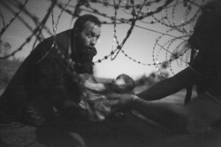 Warren Richardson es el ganador absoluto del World Press Photo 2016