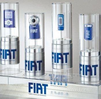 Fiat saca a la venta teléfonos móviles