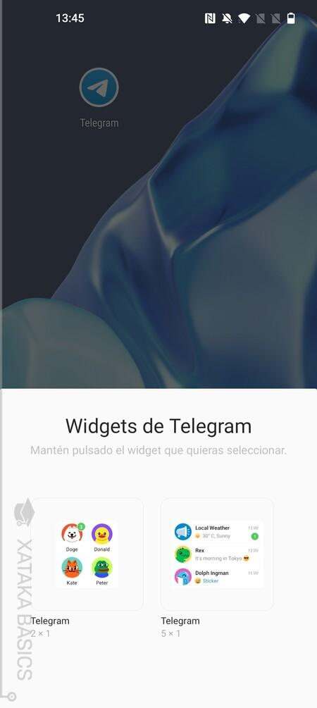 Busca Instantaneamente El Widget Asociado A Una App