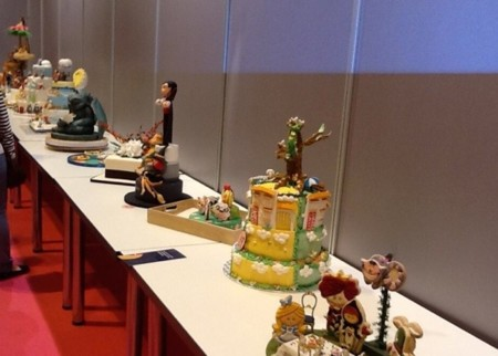 madrid fashion cake 3