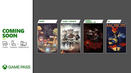 For Honor y Darkest Dungeon entre los juegos que llegarán a Xbox Game Pass durante la primera quincena de junio