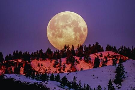 Qué es y cómo ver en México la Luna de fresa el próximo 24 de junio