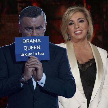 Carmen Borrego arremete contra Jorge Javier Vázquez: No le vale con la reconciliación en los pasillos de Mediaset