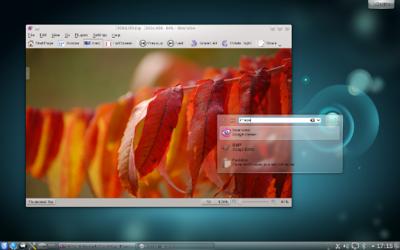 Publicada la primera RC de KDE 4.7