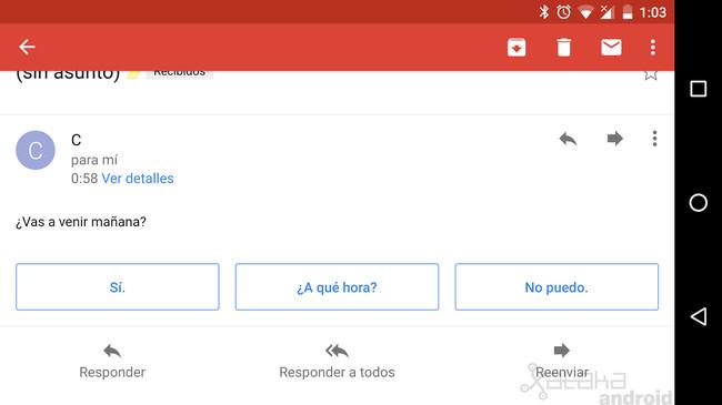 Respuesta Inteligente Gmail