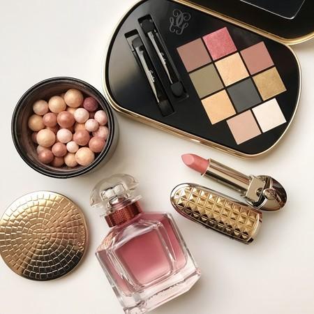 El dorado y los brillos son los protagonistas de la colección de maquillaje de Guerlain de esta Navidad que ya hemos probado