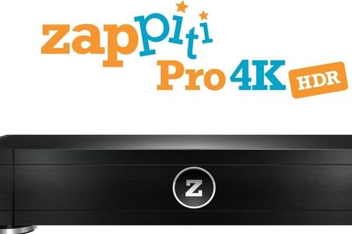 Zappiti presenta su nuevo reproductor multimedia, el Pro 4K HDR, un modelo que llega dispuesto a conquistar la gama alta