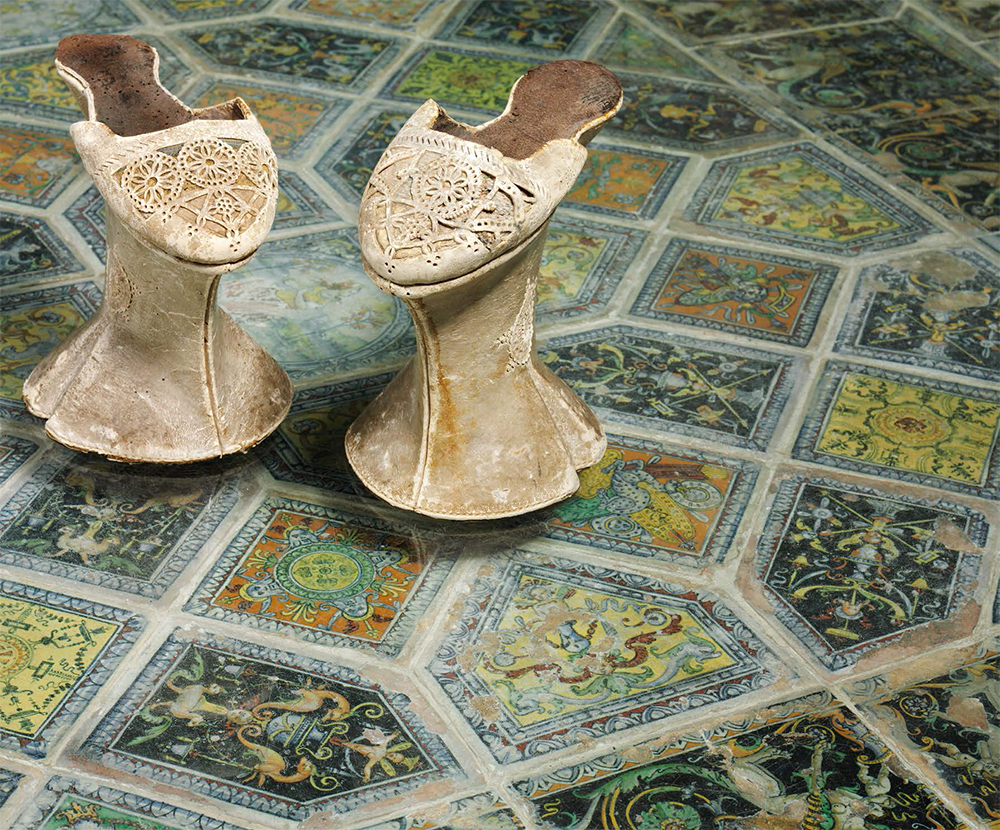 Shoes: Pleasure and Pain, exposición del V&A