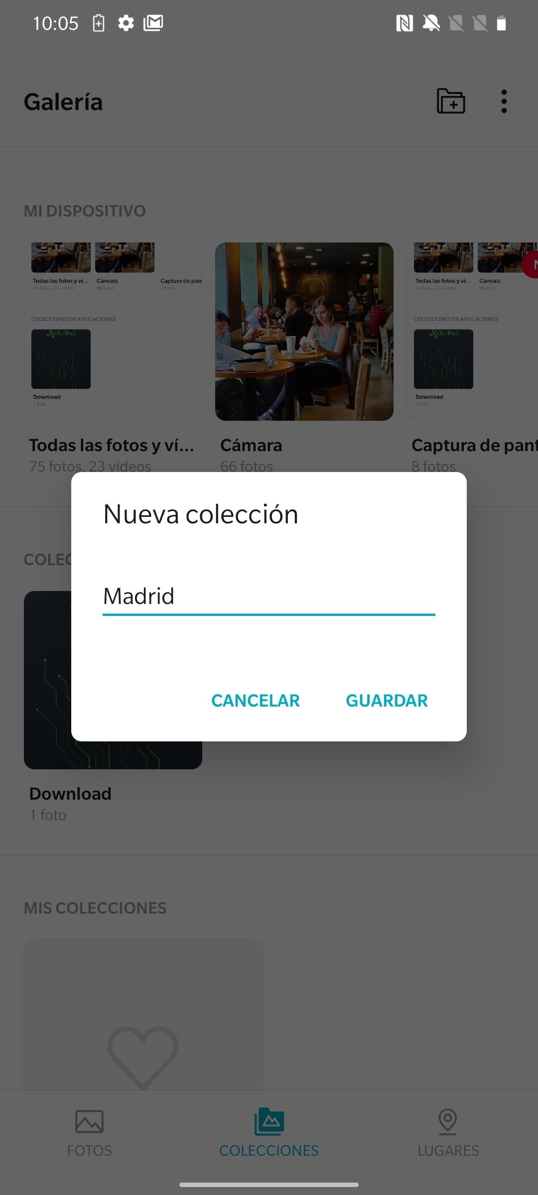 Foto de Android 10 en el OnePlus 7T (11/15)