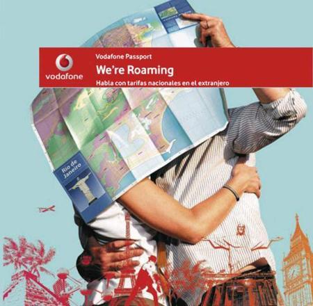 Nueva tarifa de datos para el móvil en Roaming con Vodafone