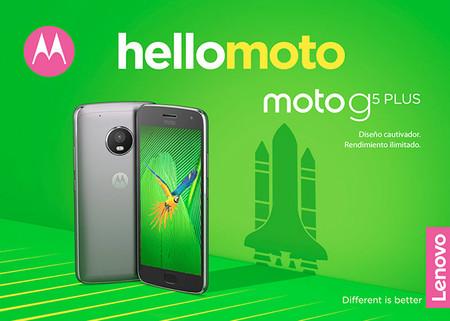 Moto G5 Plus Oficial 1