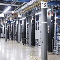 Un vistazo al interior del centro de datos de Apple en Mesa, Arizona