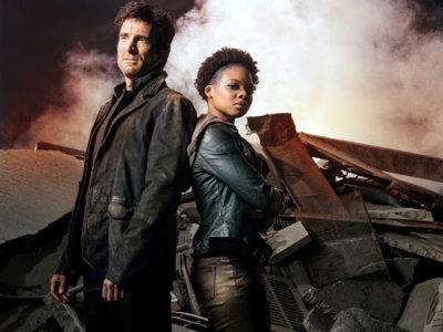 'Powers' también estrena en mayo su segunda temporada en Canal+ Series