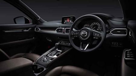 Mazda CX-5 2019 interior