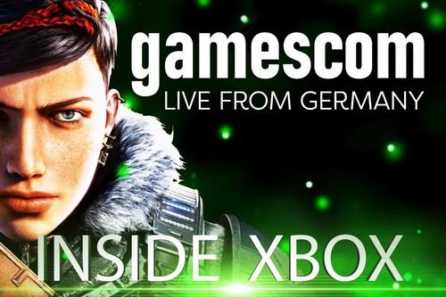 Inside Xbox: sigue aquí la conferencia de Microsoft en la Gamescom 2019 en vídeo