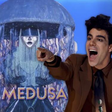 ¿Quién es 'Medusa'? Un periodista 'abusa' y filtra la supuesta identidad de la segunda máscara internacional de 'Mask Singer'