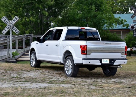 Ford F 150 2018 1600