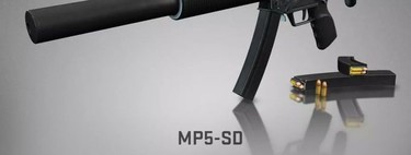 Valve recupera la MP5 para el Counter Strike por sorpresa