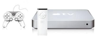 Posible soporte de juegos en el AppleTV