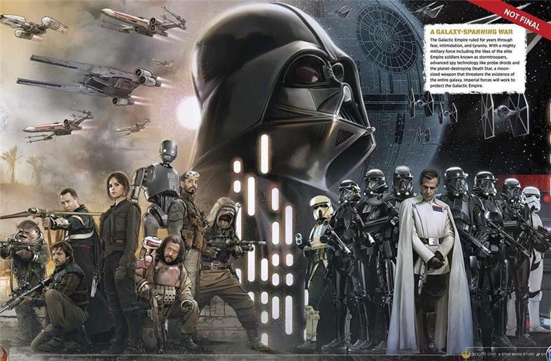 Foto de 'Rogue One: Una historia de Star Wars', nuevas imágenes (2/11)