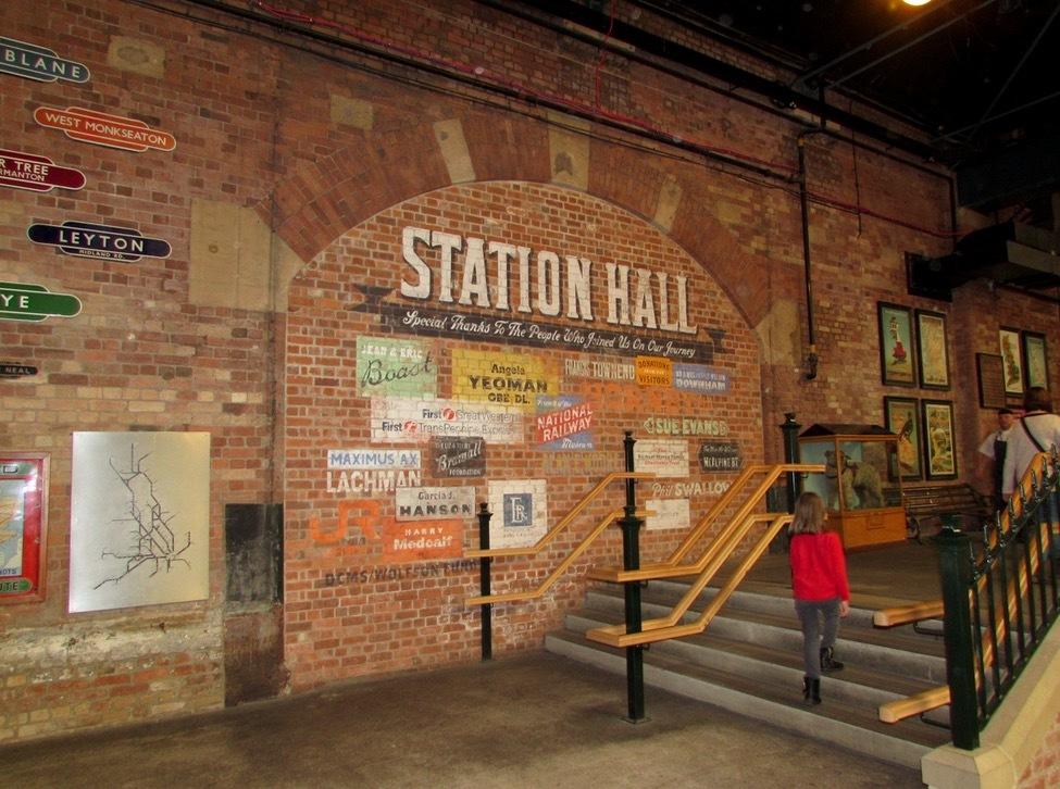 Foto de Museo Nacional Ferrocarril York (2/10)