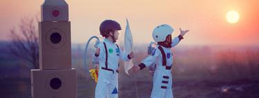 Conocer el universo, ser astronauta y viajar a otros planetas: una encuesta nos revela el interés de los niños por el espacio