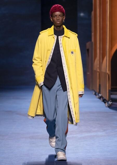 Dior Winter21 Look 16