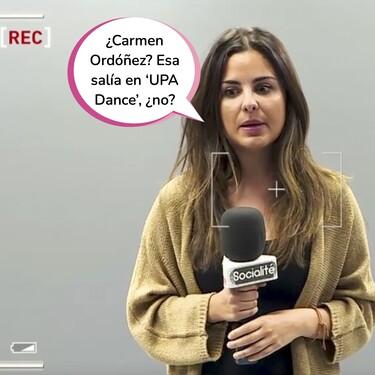 """'Socialité' saca a la luz unas imágenes inéditas de Alexia Rivas: Así hizo el casting para ser """"la futura María Patiño"""""""