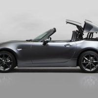 Mazda MX-5 RF Nappa Edition: sólo 50 unidades que ya están a la venta por 29.900 euros