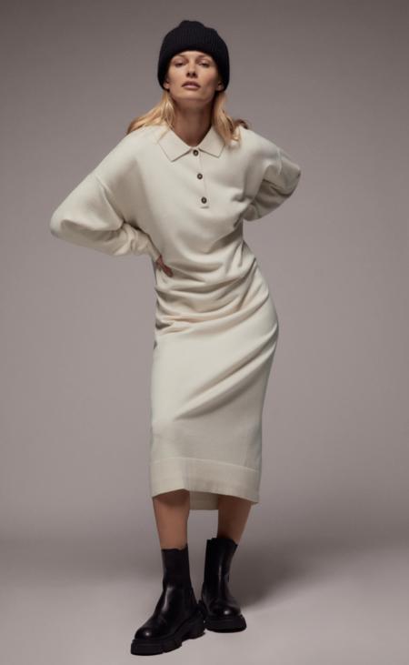 Vestido Punto Zara1
