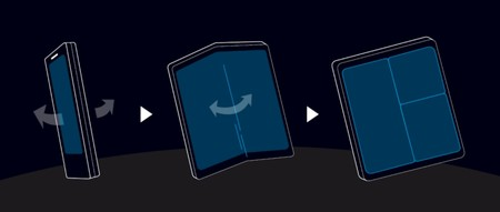 Samsung Infinity Flex Display: Samsung muestra la pantalla plegable de los móviles del futuro