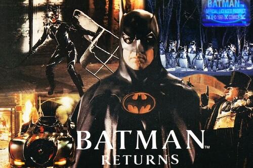 Retroanálisis de Batman Returns, la visión de Konami sobre la gran película de Tim Burton