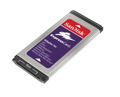 [IFA 2007] Lector de tarjetas de memoria por ExpressCard