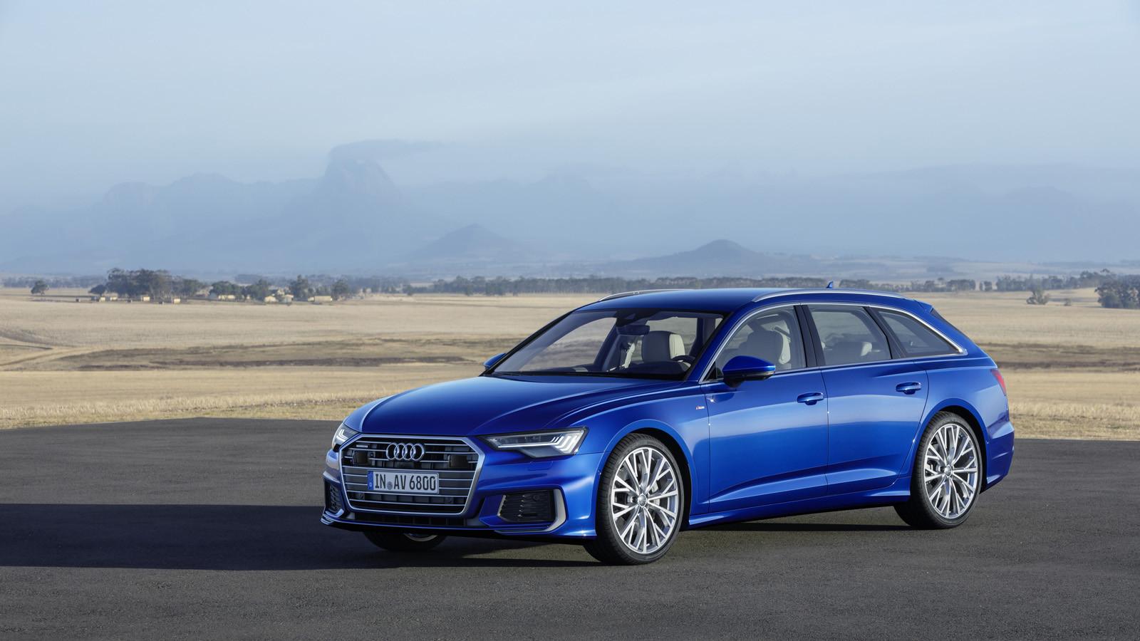 Foto de Audi A6 Avant 2018 (10/23)