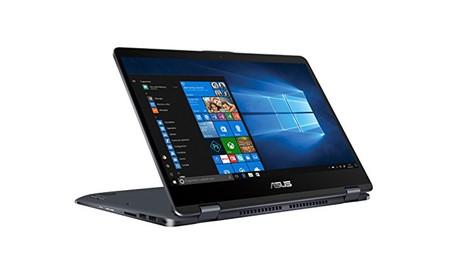 ASUS VivoBook Flip 14 TP410UA-EC228T, un convertible con procesador i3 que ahora Amazon nos deja por sólo 388,19 euros